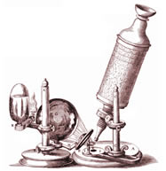 One of the first compound microscopes